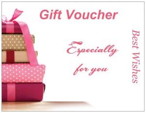 gift voucher presents