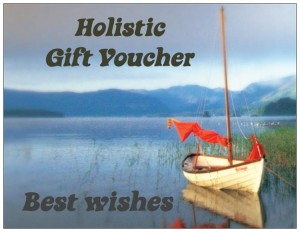 gift voucher boat